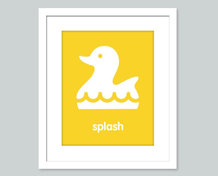 84 best rubber ducks images on pinterest bathrooms decor for Bathroom duck decor