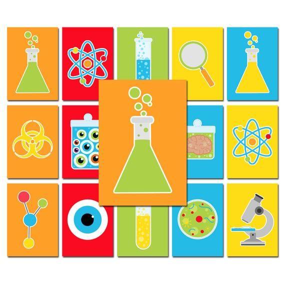 Super Science Clip Art Sign Banner Printable Instant Etsy In 2020 Printable Banner Science Clipart Sign Art