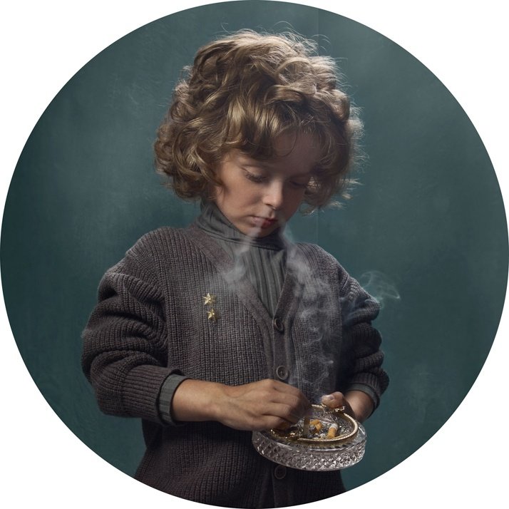 In your father's shoes  SMOKING KIDS BY FRIEKE JANSSENS    NationalTraveller.com