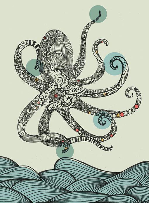 Octopus / Rachel Wilson