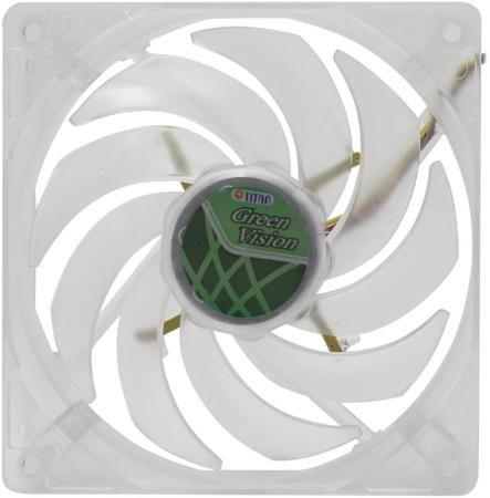 Titan TFD-12025GT12Z/LD1  — 560 руб. —  Вентилятор Titan TFD-12025GT12Z/LD1 подходит для использования в геймерских компьютерах. Он обеспечивает высокую эффективность охлаждения основных компонентов, а также создает оригинальные визуальные эффекты за счет использования четырехцветной светодиодной подсветки. Особая конструкция лопастей помогает обойтись без сильного шума, а подшипник Z-Axis продлевает срок службы устройства до 60 тысяч часов. Вентилятор поддерживает функцию автоматической…