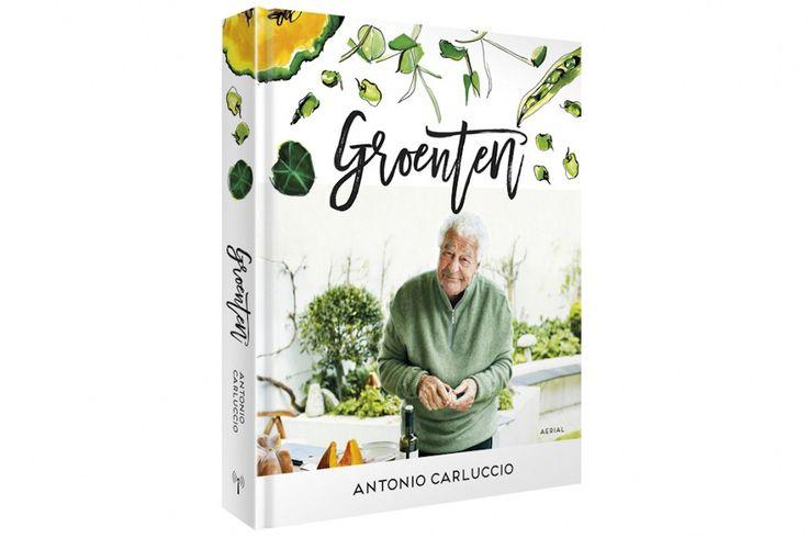 Nieuwe Boekbespreking | Groenten - Antonio Carluccio, een must have voor liefhebbers van de Cucina Italiana