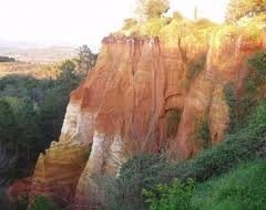Roussillon, Vaucluse, Luberon, Provence, France