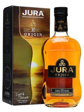 5.5/10 Isle of Jura 10 Year Old strong and spicy and quite light. Not so intricate.