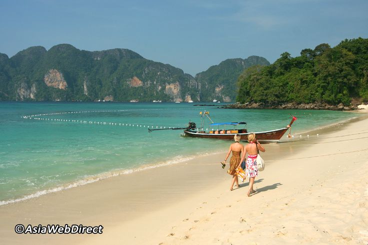 Long Beach - Everything you need to know about Long Beach - Phi Phi Island