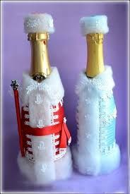 Картинки по запросу украшения на бутылки