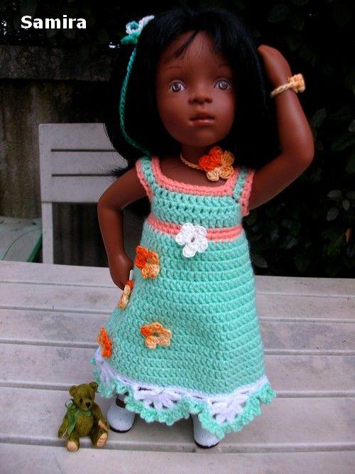 Margotte a réalisé la tenue Lana