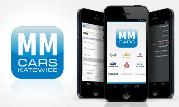 MMCars to autoryzowany dealer takich marek, jak Opel, Chevrolet, Subaru, Saab, Suzuki, Jaguar, Land Rover.  Google Play: https://play.google.com/store/apps/details?id=pl.dealerapp.mmcars  App Store: https://itunes.apple.com/hk/app/mm-cars-autoryzowany-salon/id665846265?mt=8 #automotive #application #car