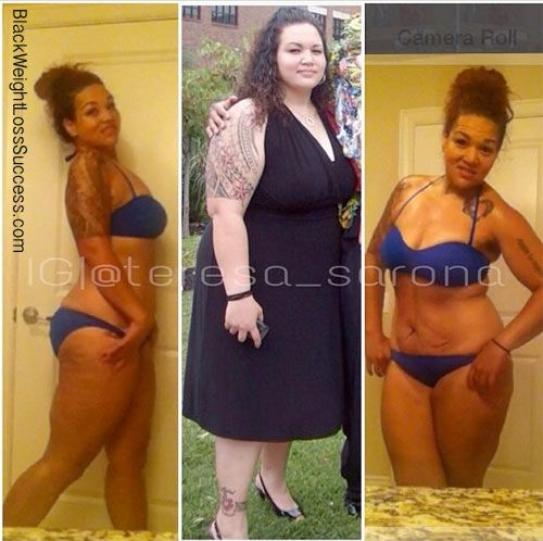inspirational weight loss success story