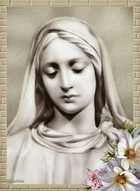 Marie Ste-Mère de Dieu