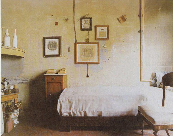 Giorgio Morandi (fotografia di Luigi Ghirri)