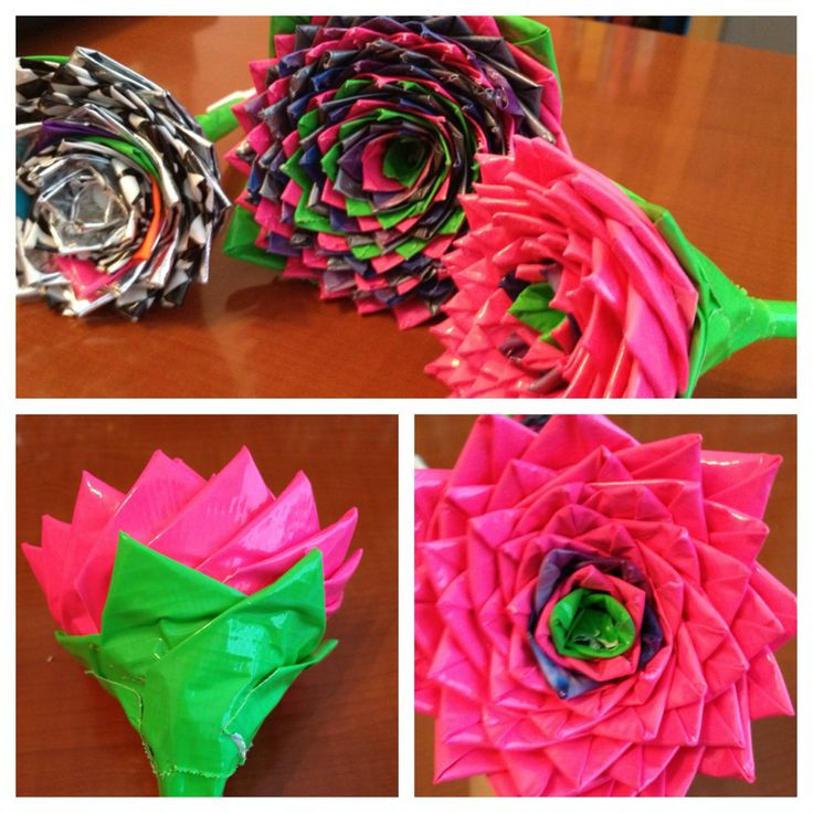 How to Make a Duct Tape Flower Pen....I can not wait to try this.. I have been waiting for an excuse to get some of the new cool duct tape styles..SO EXCITED!!!!
