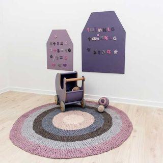 Teppich rund lila  Die besten 25+ Teppich flieder Ideen auf Pinterest | Wohnzimmer ...