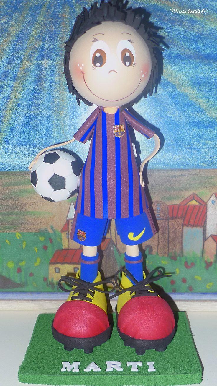 Fofucho del Barça
