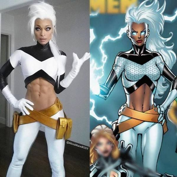 10 Black Cosplayers Who Killed It in 2016 #BlackCosplayersRock – AFROPUNK