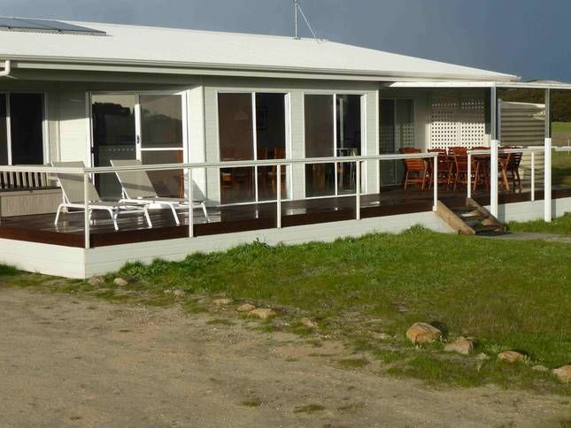 Clearwater Haven - secluded beach,, a Nepean Bay House | Stayz