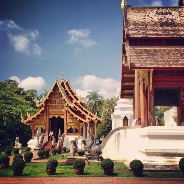 Home #3: Chiang Mai, Thailand.