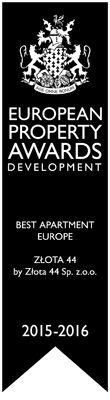 European Property Awards — Best Apartment, Europe