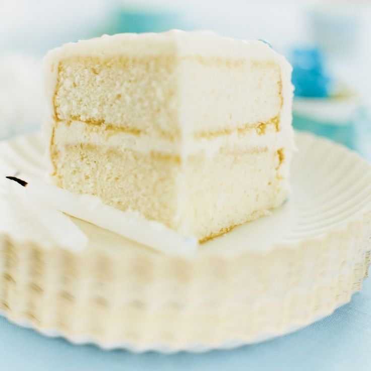 Our classic sheet cake is the tried-and-true foundation for a traditional birthday cake. The cake ingredients are enough to make one layer; you will need two to assemble the cake.
