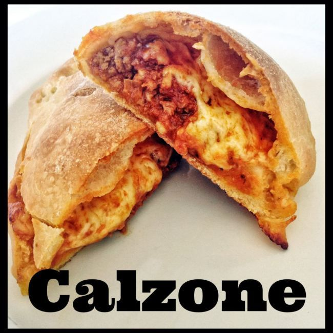 Calzone (Thermomix Method Included) « Mother Hubbard's Cupboard
