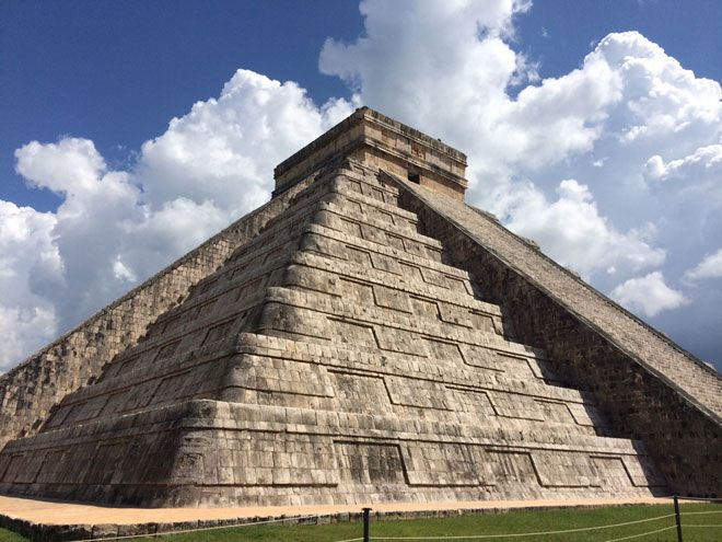 Leyendas Mayas de Chichen Itzá