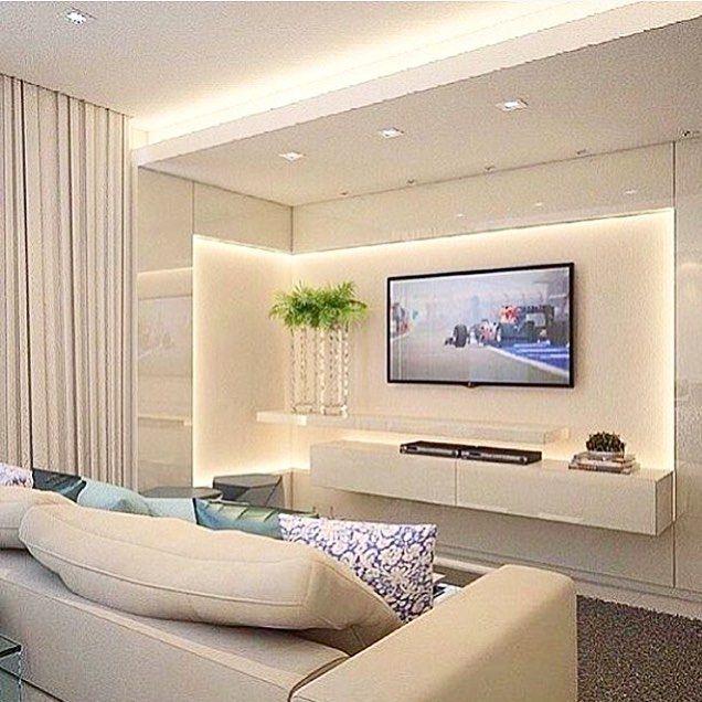 #maisinteriores #decor #design #interior #interiordesign #arquitetura · Living  Room ... Part 84