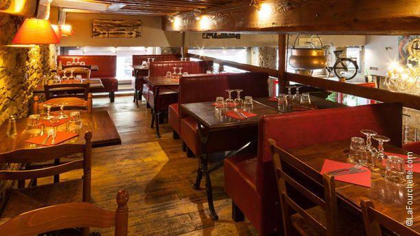 Restaurant Le Pailleron à Lyon 4ème : Croix rousse -