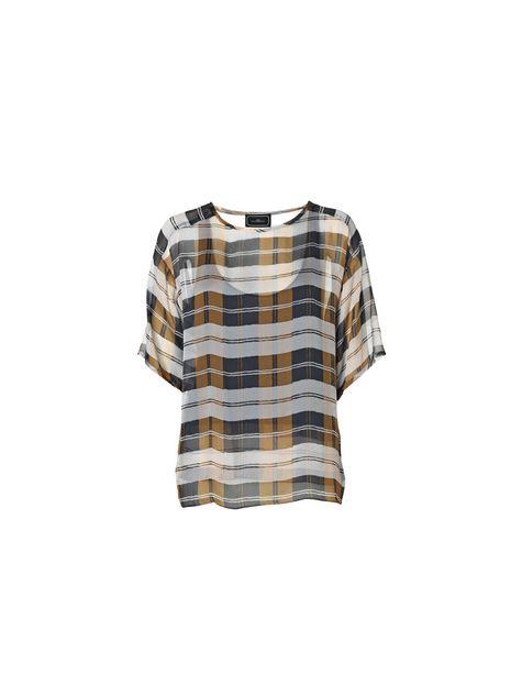 Daniela silk blouse - By Malene Birger