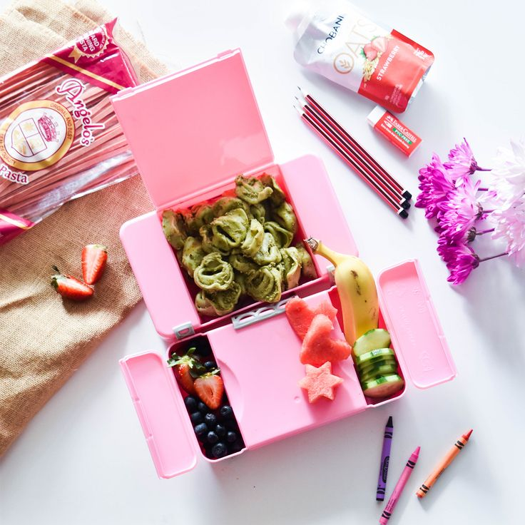 Back to school lunch box tip!  There is nothing more frustrating at the end of the day when your child brings home one uneaten lunch box. When packing school lunches be open with your kids. It may sound simple, but simply ask them what foods they like in their lunch box. Head to our website to find out how you can pack a healthy and yummy lunch for your kids which they will actually eat!
