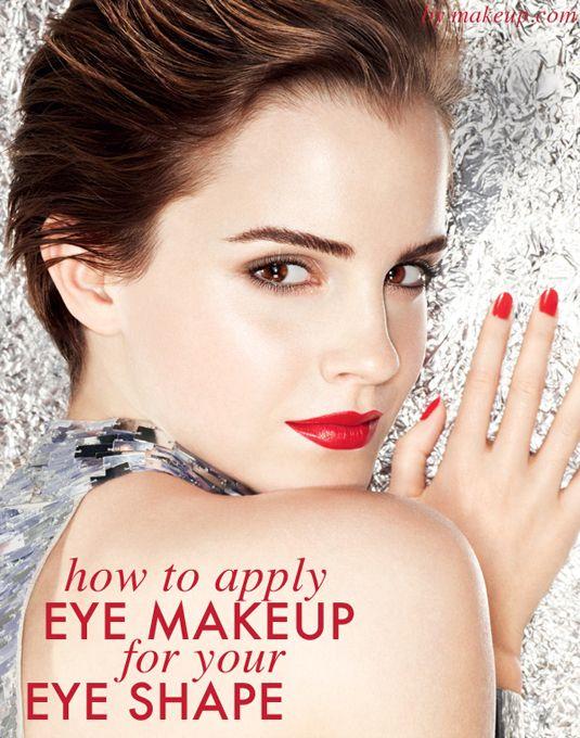 Beauty School: How to Apply Eye Makeup for Your Eye Shape | Makeup.com