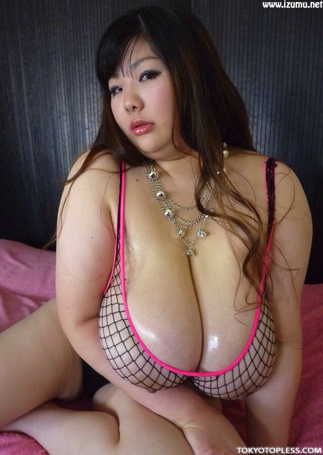Bbw asian boobs