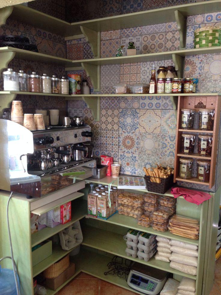 Small coffee shop                                                       …