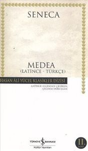 Pandora - Medea - Latince Türkçe - Lucius Annaeus Seneca - Kitap - ISBN 9789944880244