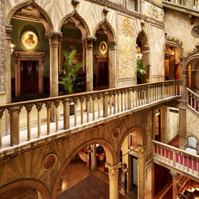 The Amazing Hotel Danieli A Luxury Collection In Venice Italy Stayed Here Many Years Ago