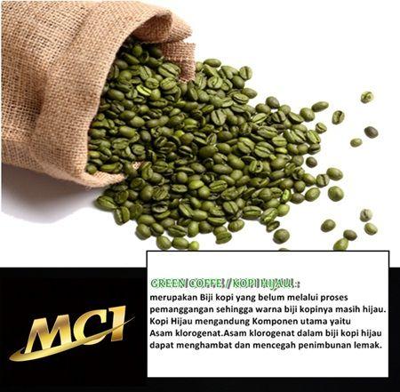 Khasiat Green Coffee Untuk Diet Dan Melangsingkan Badan