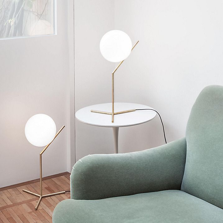 Flos lighting ic t1 high table lamp