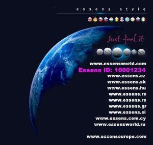 Just Feel IT! http://essensclub.cz/essensworld-essenseurope/essens-expands-to-the-whole-world/