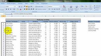 FUNCION BUSCARV EXCEL - YouTube