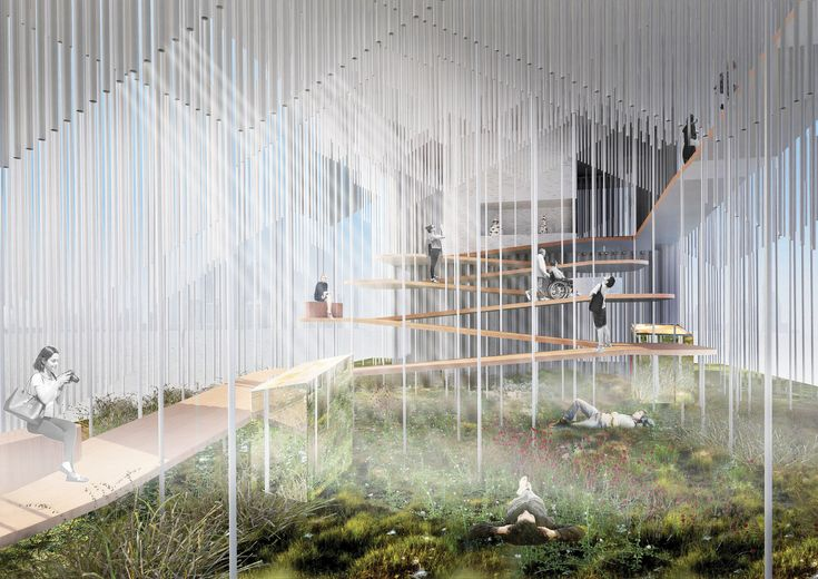 Gallery of Malitis Architects' Proposal for Latvian Pavilion in Expo Dubai 2020 – 5