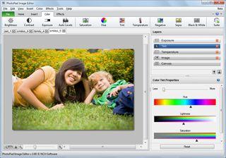 PhotoPad Photo Editor - Free Photo Editor Software