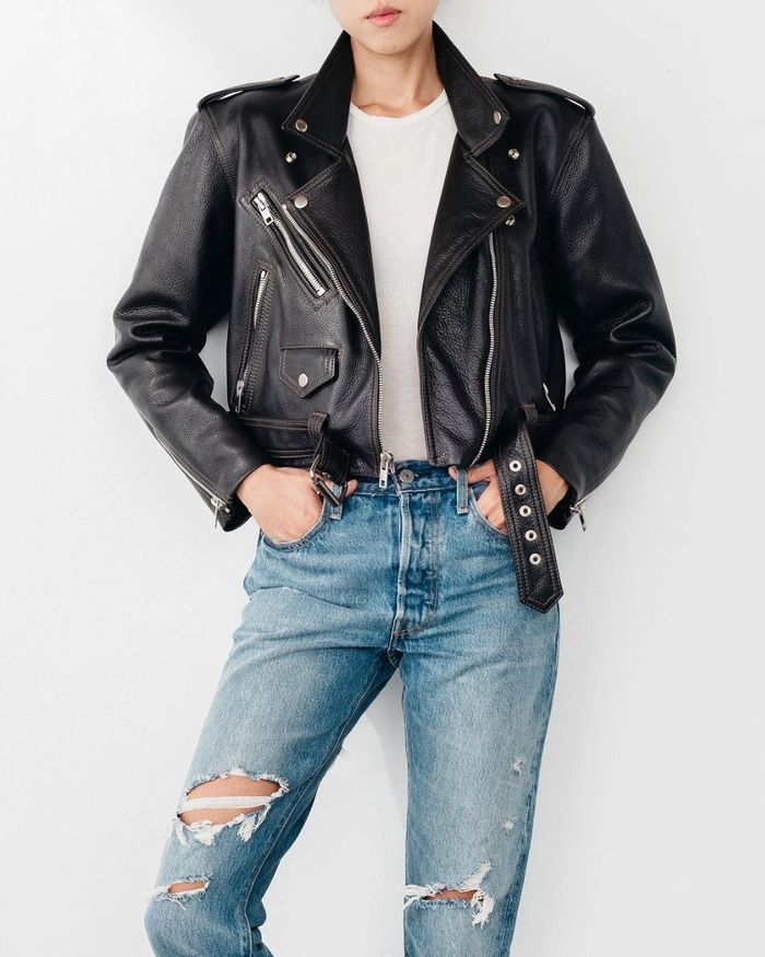 Laer The 90 S Moto Best Leather Jackets Best Leather Jacket Brands Jackets