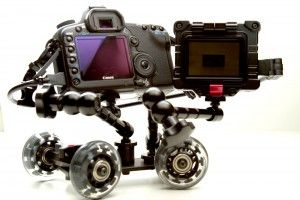 DIY Cheesycam Skater Dolly – attempting to replicate footage similar to P+S Technik Skater Dolly