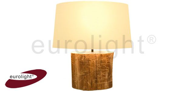 Le Trunk, Natural Finish Table Lamp  99.90