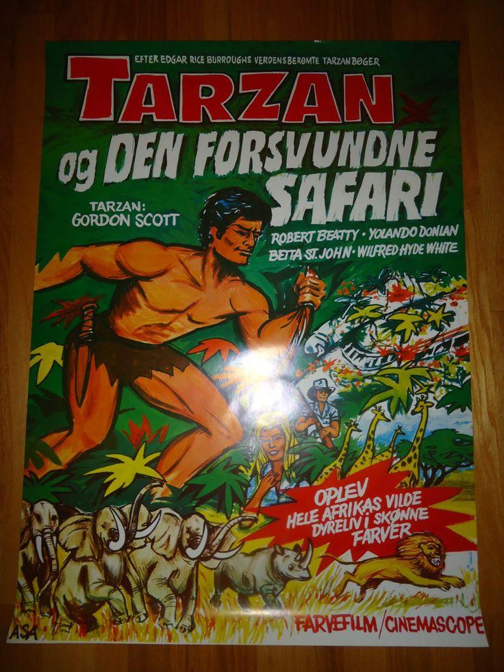 Tarzan, the Ape Man (1932) - (Original Trailer)