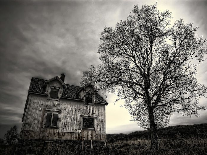The Poetry Of Forgotten Places