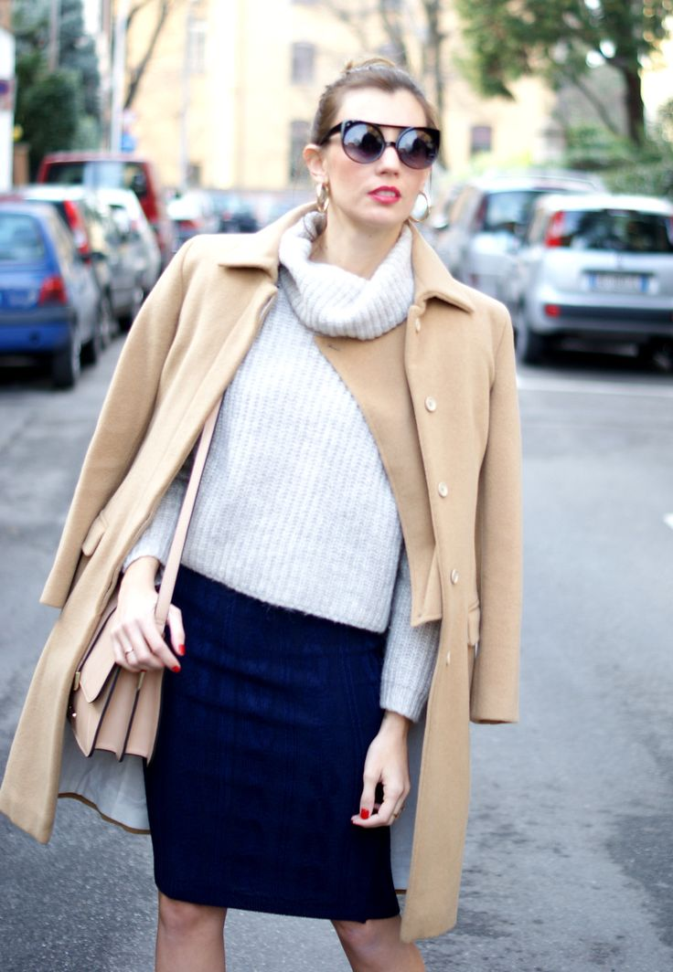 http://stylelovely.com/themidniteblues/2015/01/26/knitted/ knitted, bun, midi skirt, the city rack, tube, winter, cozy, warm, it girl, model, blog, blogger, oot, outfit, wiw, look, lookbook, street style, fashion, moda, calle, trend, tendencia, mercedes maya, bun, cut out shoes, bag, jumper, zara, style, themidniteblues