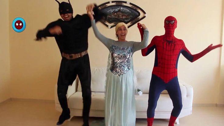 """#superhero #superheroeos #superhero in real life #superheroes in real life #spiderman in real life #spiderman #elsa #batman #batman in real life"""