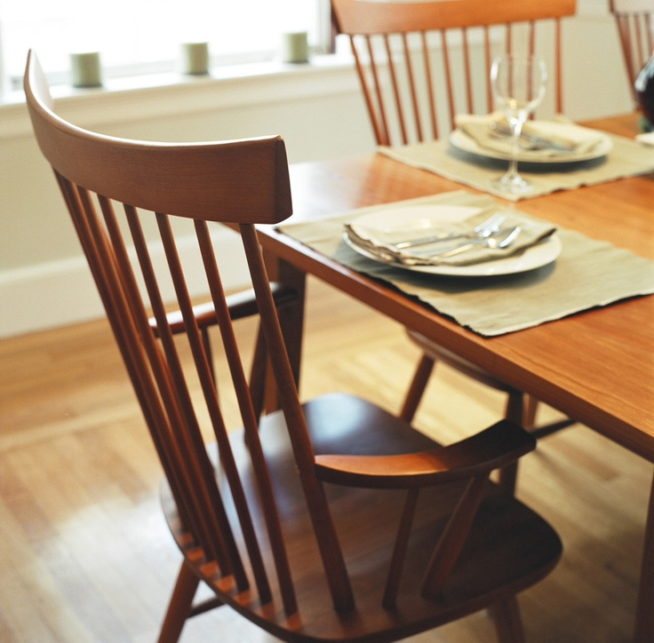 66 best images about Shaker Style on Pinterest   Black chairs ...
