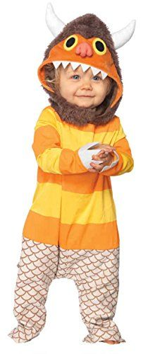 UHC Wtwta Baby Carol Outfit Infant Toddler Fancy Dress Halloween Costume, 18-24M ** Details can be found at