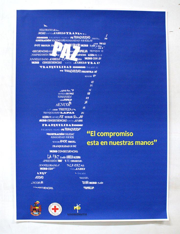Cartel sobre La Paz 2014 - II